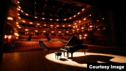 Most concert halls and conservatories in America own Steinways pianos. (Photo courtesy of Steinway & Sons)