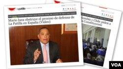 El abogado Jesús Ollarves, integrante de la defensa legal deLaPatilla.com indicó que los directores de portal, Alberto Federico Ravell y David Morán, no han sido notificados.