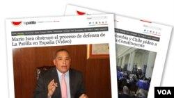 """No es la primera vez que los tribunales fallan a favor de Diosdado Cabello por considerar que había sufrido """"daño moral""""."""