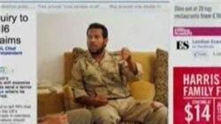 ارتباط قذافی با سرويس اطلاعاتی بريتانيا