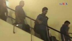 تیسرا ٹی ٹوئنٹی: پاکستان اور سری لنکن ٹیمیں لاہور پہنچ گئیں
