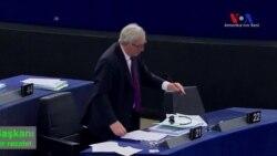 Avrupa Komisyonu Başkanı ile Avrupa Parlamentosu Başkanı Tartıştı