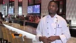 Le jeune chef congolais du Maryland