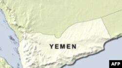 هواپیماهای نظامی یمن مواضع شورشیان را بمباران می کنند