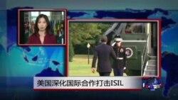 VOA连线:美国深化国际合作打击ISIL