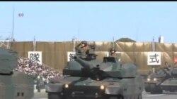 2013-12-17 美國之音視頻新聞: 日本增加軍費抗衡中國