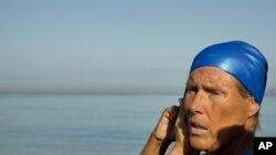 Diana Nyad a punto de terminar aventura