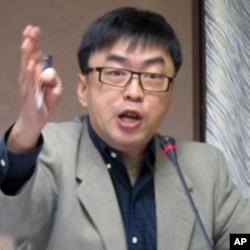台湾民进党立委段宜康