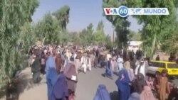 Manchetes Mundo 14 Setembro 2021:Afeganistão: Milhares protestaram contra os Talibãs em Kandahar