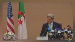 جان کری: زمان بررسی واقعیت ها در مورد روند صلح خاورمیانه فرارسیده است