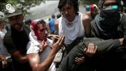 Репрессии Мадуро: протесты сторонников Гуайдо продолжаются