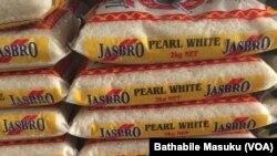 Ukuqonga kwentengo yokudla eSupermarket