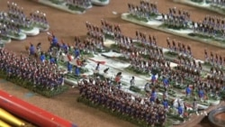One Man Creates Army of Tiny Soldiers to Replicate Battle of Waterloo