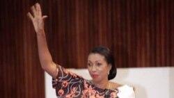 La présidente de l'Assemblée nationale a été déchue