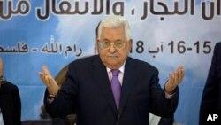 Arhiva - Palestinski predsednik Mahmud Abas, 15. avgusta 2018 u Ramali.