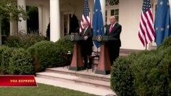 Mỹ, EU đạt thỏa thuận để giảm căng thẳng thương mại