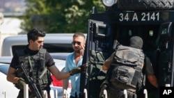 در ده ماه گذشته هزاران نفر در ترکیه بازداشت شده اند.