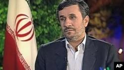 د سعودي عربستان سره کومه ستونزه نلرو، احمدي نژاد