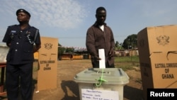 Democracy On Display In Ghana