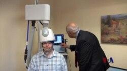 电磁能大脑刺激疗法帮助抗击抑郁症