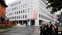 Spitali Charite në Berlin