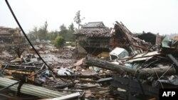 U naletu tajfuna u Japanu stradale su i kuće