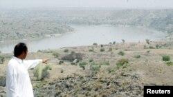کالاباغ ڈیم منصوبے کا مجوزہ مقام (فائل فوٹو)
