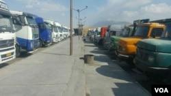 اعتصاب مهرماه کامیونداران ایران در رابطه با مطالبات صنفی،با برخورد شدید امنیتی جمهوری اسلامی روبرو شد.