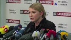 Ukrayna'da Eski Başbakan Timoşenko Aday