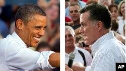 Jajak pendapat terakhir menunjukkan keunggulan Obama atas Romney naik di dua negara bagian penting: Ohio dan Florida (foto: dok).