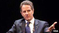 Menteri Keuangan Amerika, Timothy Geithner