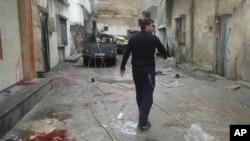 Παραμένει επικίνδυνη η κατάσταση στη Συρία παρά την παρουσία των παρατηρητών