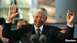 Нельсон Мандела, гарвардський університет, 18 вересня 1998 року