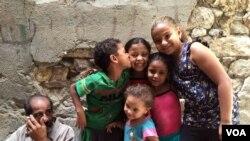 Watoto nchini Syria