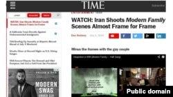 وبسایت مجله تایم، دو ویدئو از هر دو سریال را در کنار هم منتشر کرده است