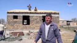 «Որ օրը մեր գյուղը տան, ամեն ինչ թողնելու ենք կիսատ, գնանք». ԼՂ Հադրութի Ազոխ գյուղից տեղահանված Ժիրայրը նորից է կառուցում