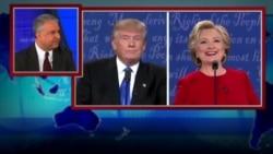 焦点对话:川普克林顿对决,谁能撼动选情?
