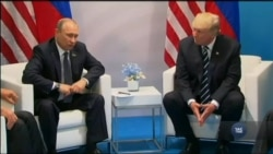 Час-Time: Про що говорили Трамп і Путін під час переговорів у Гамбурзі