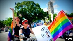 Гей-парад у Вашингтоні. ФОТО