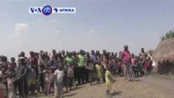 VOA60 Afrika: Gavana wa Kivu kaskazini apeleka mpatanishi kupatanisha jamii mbili zinazohasimiana huko DRC