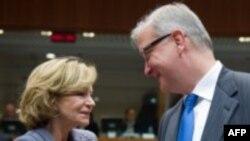 Kriza e borxhit evropian shtrihet në Spanjë dhe Francë