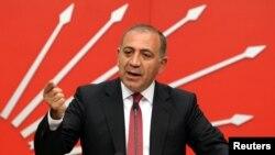 CHP Genel Başkan Yardımcısı Gürsel Tekin