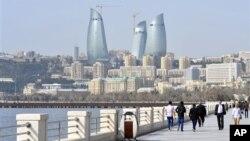 Баку, Азейрбайджан