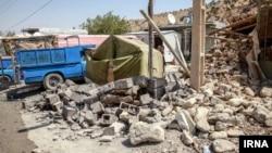 伊朗西部克爾曼沙阿省發生六級地震