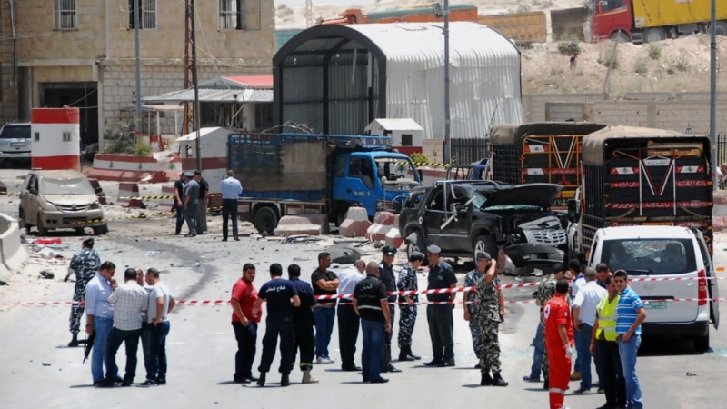 Security Chief Escapes Suicide Bomb Attack in Lebanon