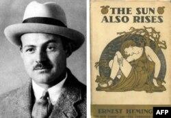 Ernest Hemingway Güneş de Doğar'ın yayımlandığı yıl (1927)