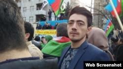 Ruslan Qarayev (Foto Qarayevin Facebook səhifəsindən götürülüb)