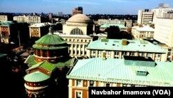 NYC/Columbia University