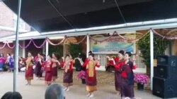 New Year performance at Lao Embassy in Washington