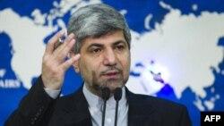 Phát ngôn viên Bộ Ngoại giao Iran Ramin Mehmanparast